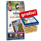 12,5 kg / 15 kg bosch Droogvoer + 1 kg Biscuits gratis
