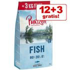 12 kg + 3 kg gratis! 15 kg Purizon
