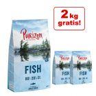 12 kg + 2 kg gratis! 14 kg Purizon