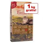 5,5 kg + 1 kg gratis! 6,5 kg Purizon getreidefreies Katzentrockenfutter