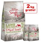 12 kg + 2 kg gratis! 14 kg Purizon Single Meat Adult - senza cereali