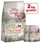 12 kg + 2 kg gratis! 14 kg Purizon Single Meat Trockennahrung für Hunde