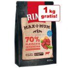 11 kg + 1 kg gratis! 12 kg RINTI Max-i-mum