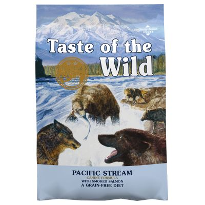 12,2 kg + 2 kg gratis! 14,2 kg Taste of the Wild Canine