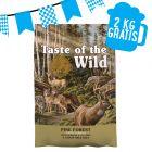 12,2 kg + 2 kg gratis! 14,2 kg Taste of the Wild Canine