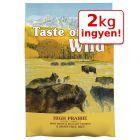 12,2 kg + 2 kg ingyen! 14,2 kg Taste of the Wild