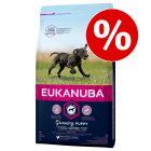 3 kg / 12 kg / 15 kg Eukanuba Hundefutter zum Sonderpreis!