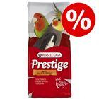 15 kg / 20 kg Versele-Laga Prestige -linnunruoka erikoishintaan!