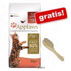 2 kg krmiva Applaws + Kartáč z přírodních štětin zdarma!