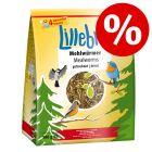 2 kg Lillebro Mehlwürmer getrocknet zum Sonderpreis