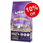 7kg Lily's Kitchen Salmon and Trout Senior Dry Dog Food - 10% Off!*