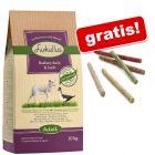 10 kg Lukullus + Barkoo pisani žvečilni zvitki gratis!