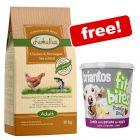 10kg Lukullus Dry Dog Food + 150g Lamb Briantos Fitbites Free!*