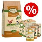 10kg Lukullus Dry Food + 6 x 300g Mixed Pack - Special Bundle Price!*