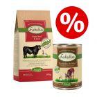 10kg Lukullus Dry Food + 6 x 400g Rabbit & Game - Special Bundle Price!*