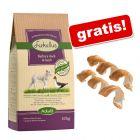 10 kg Lukullus hrană uscată + 2 x 10 cm spirale cu pui gratis!