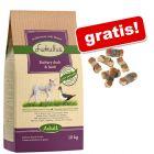 10 kg Lukullus + Lukullus fine žvečilne kosti 12 x 5 cm gratis!