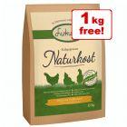 15kg Lukullus Naturkost Cold-Pressed Dry Dog Food - 14kg + 1kg Free!*