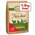 16.5kg Lukullus Naturkost Cold-Pressed Dry Food - 15kg + 1.5kg Extra Free!*