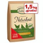 16,5 kg Lukullus Naturkost prensado en frío en oferta: 1,5 kg ¡gratis!