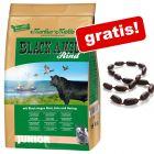15 kg Markus-Mühle hundemat + hjortepølser gratis!