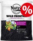 1.4kg Nutro Wild Frontier + 12 x 85g Perfect Fit Pouches - Bundle Price!*
