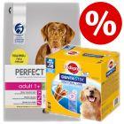 6 kg Perfect Fit Hondenvoer + Pedigree Dentastix