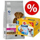 6 kg Perfect Fit Hundefutter + Pedigree Dentastix zum Sonderpreis!