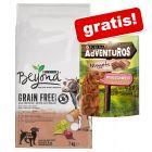 7 kg Purina Beyond fără cereale + 300 g AdVENTuROS Nuggets snackuri gratis!