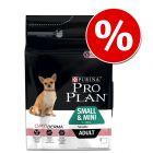 7 kg PURINA PRO PLAN Small & Mini Adult erikoishintaan!