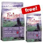 2.5kg Purizon Adult Sterilised Dry Cat Food + 400g Free!*