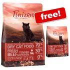 2.5kg Purizon Dry Cat Food + 400g Extra Free!*