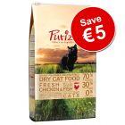 6.5kg Purizon Dry Cat Food - €5 Off!*