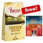 12kg Purizon Dry Dog Food + Rocco Chings Original Chicken Breast Free!*