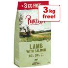 12kg Purizon Grain-Free 80:20:0 Dry Dog Food + 3kg Extra Free!*