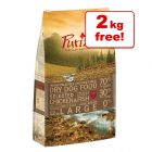 10kg Purizon Grain-Free Dry Dog Food + 2kg Free!*