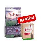 6,5 kg Purizon hrană uscată + Feringa 6 x 100 g gratis hrană umedă!