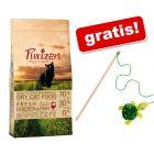 6,5 kg Purizon hrană uscată + undiță Tillie the Turtle gratis!