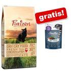 6,5 kg Purizon + Smilla Soft Sticks gratis!