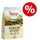 1 kg Purizon-koiranruokaa erikoishintaan!