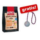 12 kg RINTI Max-i-mum + Palla con corda Trixie gratis!