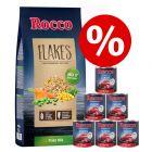 10 kg Rocco Flocken-Mix + 6 x 400g oder 800g Rocco Classic