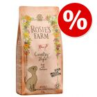 1 kg Rosie's Farm zum Probierpreis!