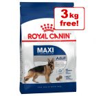 15kg Royal Canin Size Dry Dog Food + 3kg Extra Free!*