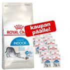 10 kg Royal Canin + 12 x 85 g / 195 g vastaavaa märkäruokaa kaupan päälle!