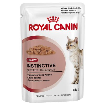 4 kg Royal Canin + 24 x 85 g Royal Canin in Saus Kattenvoer