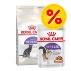 4 kg Royal Canin + 24 x 85 g Royal Canin in Saus Kattenvoer