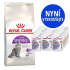4 kg Royal Canin + 24 x 85 g Royal Canin v omáčce