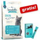2 kg Sanabelle + Cosma Jelly Snack, Tuńczyk, 8 x 14 g gratis!