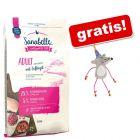 10 kg Sanabelle + Mačja igrača Party Mouse gratis!